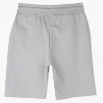Juniors Printed Shorts with Elasticised Waisband