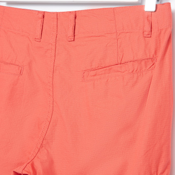 MAUI and Sons Pocket Detail Shorts