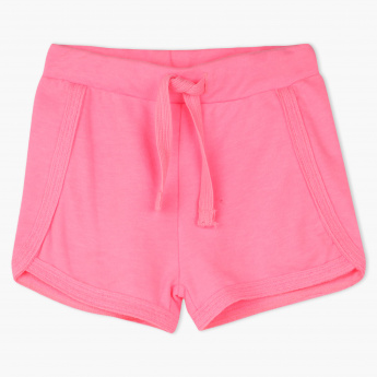 Juniors Shorts with Elasticised Wasitband