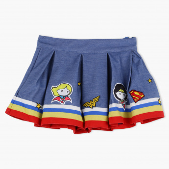 Super Hero Girls Denim Skirt