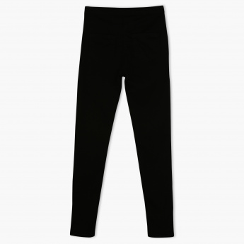Posh Full Length Jeggings with Elasticised Waistband