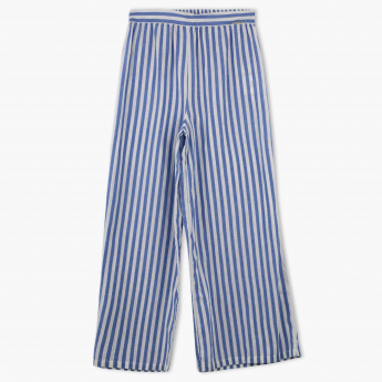 Lee Cooper Striped Palazzo Pants
