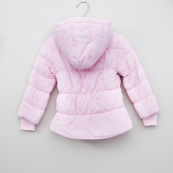 Juniors Padded Long Sleeves Jacket