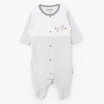 Juniors Printed Sleepsuit