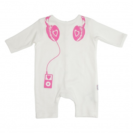 Juniors Dual-tone Sleepsuit