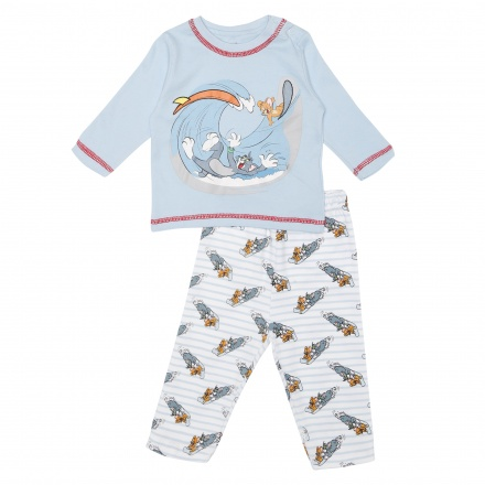 Tom and Jerry T-shirt and Pyjama Set
