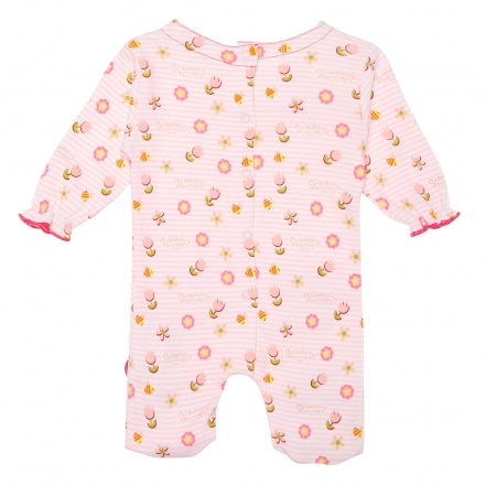 Strawberry Shortcake Printed Sleepsuit