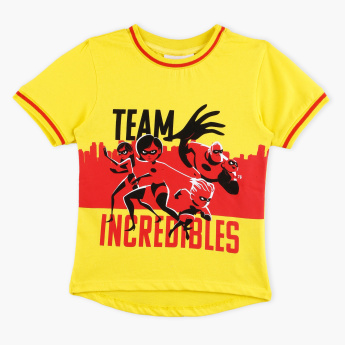 The Incredibles Printed T-Shirt