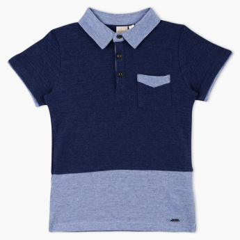 Eligo Polo Neck T-Shirt