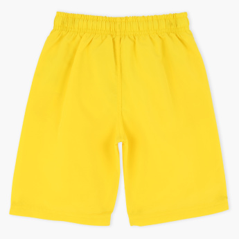 Juniors Shorts with Elasticised Waistband