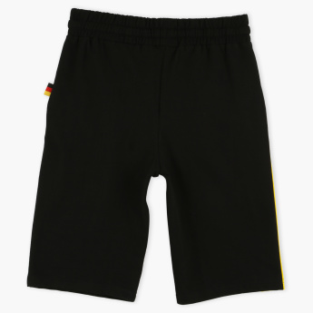 FIFA 18 Russia Shorts with Elasticised Waistband and Drawstring