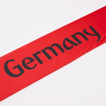 FIFA 18 Germany Printed Scarf with Fringes