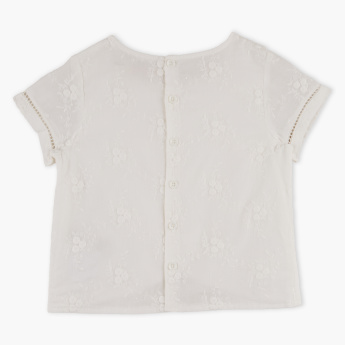 Eligo Embroidered Top