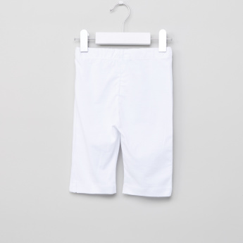 Juniors Elasticised Waistband Shorts