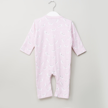Juniors Long Sleeves Sleepsuit - Set of 3