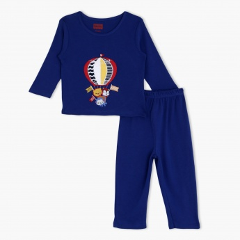 Fisher-Price Long Sleeves Pyjama - Set of 2