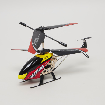 3 Channel SJ-230 Helicopter With Lights