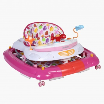 Juniors Glider Baby Walker