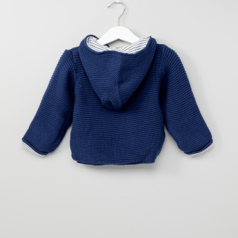 Giggles Knitted Long Sleeves Sweater