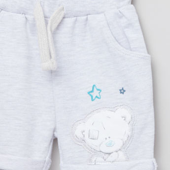 Tiny Tatty Teddy Emrboidered Shorts