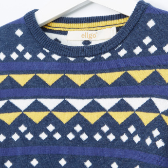 Eligo Crew Neck Sweater