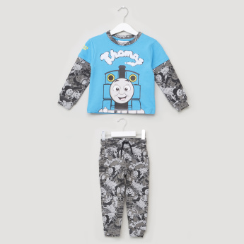Thomas Sweat Top and Joggers Set