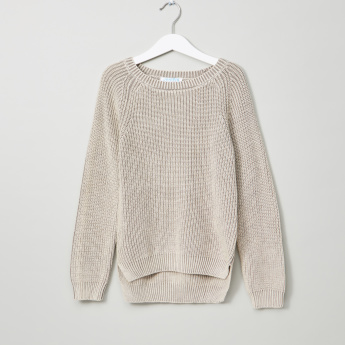 Juniors Knitwear Pullover