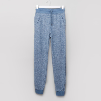Eligo Jersey Jogger with Concealed Zip