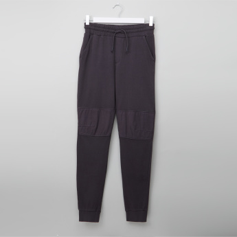Lee Cooper Full Length Jog Pants with Elasticised Waistband