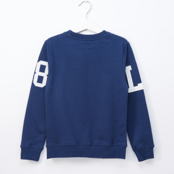 Lee Cooper Long Sleeves Sweatshirt