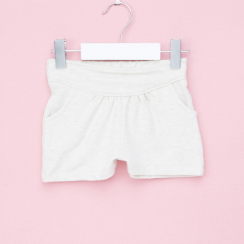 Juniors Striped Shorts with Elasticised Waistband