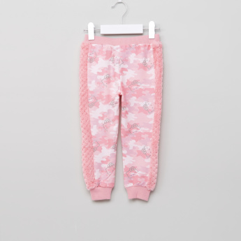 Hello Kitty Printed Joggers