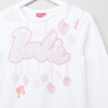 Barbie Slogan T-Shirt