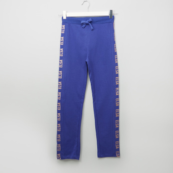 Elsa Tape Side Jog Pants
