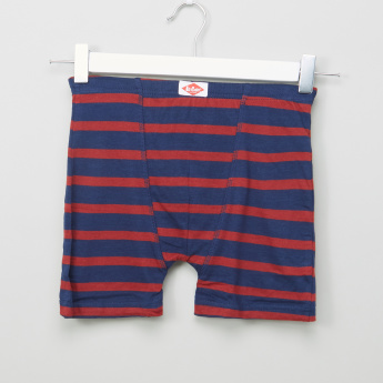 Lee Cooper Boxer Briefs with Elasticised Waistband - Set of 3
