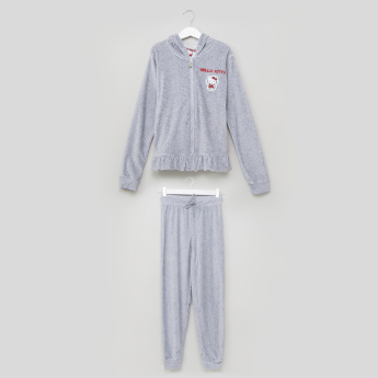 Hello Kitty Velour Jog Set