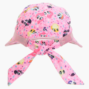 My Little Pony Printed Tie-Back Cap