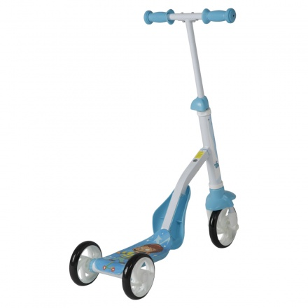 Juniors Printed Scooter