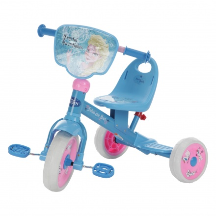 Frozen Push Bar Tricycle