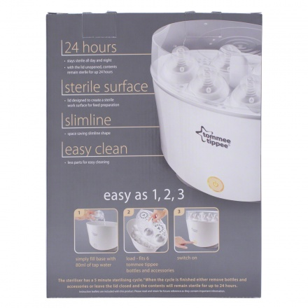 Tommee Tippee Electronic Steriliser
