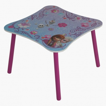 Frozen Table and Chair Set