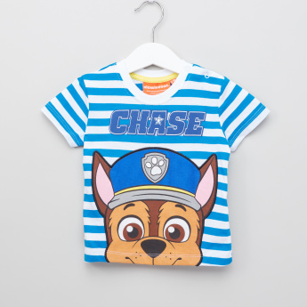 PAW Patrol Printed Short Sleeves T-Shirt - Set of 2