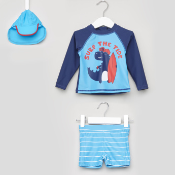Juniors Assorted 3-Piece Swimwear Set