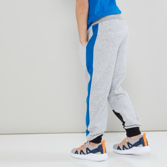 Juniors Pocket Detail Jog Pants with Drawstring