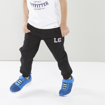Lee Cooper Joggers with Elasticated Drawstring Waistband