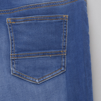 Lee Cooper Denim Shorts with Drawstring