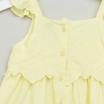 Giggles Embroidered Dress