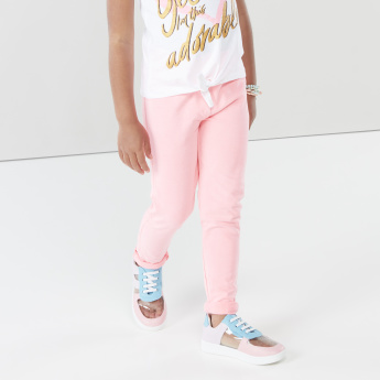 Juniors Basic Cotton Jeggings
