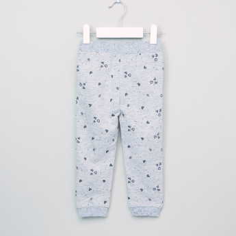 Hello Kitty Printed Jog Pants