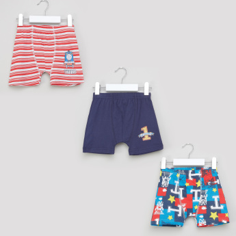 Thomas and Friends Printed Boxers - Set of 3